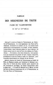 LES SEIGNEURS DE TRITH